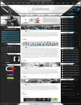 http://gamer-templates.de/templates/freedzcpclantemplates/Templatesimage/dzcptemplate9small.jpg
